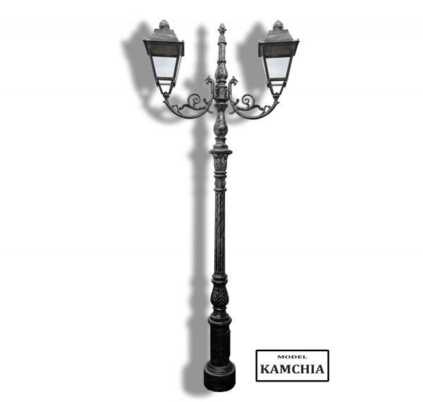 Model Kamchia