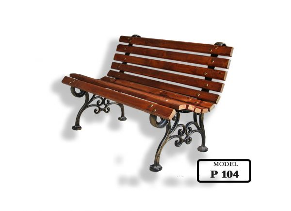 Bench P104