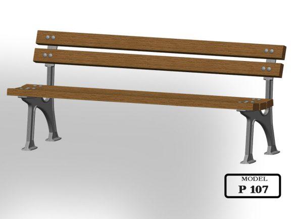 Bench P107